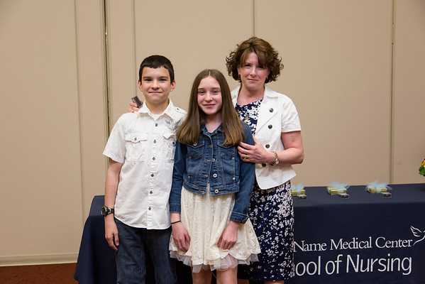 Holy Name Medical Center School of Nursing LPN Pinning Ceremony at Holy Name Medical Center in Teaneck, NJ on April 22, 2015. Photo by Victoria Matthews/Holy Name Medical Center