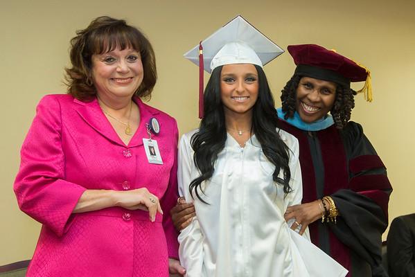 2016 School of Nursing Commencement Ceremony