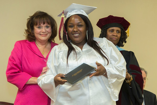 2016 School of Nursing Commencement Ceremony