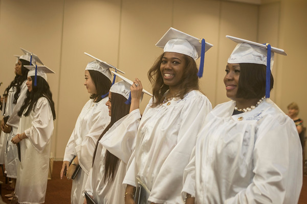 2017School of Nursing LPN Commencement<br /> 2017 School of Nursing Commencement Ceremony held at Holy Name Medical Center in Teaneck, NJ on 8/24/17