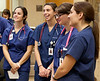 20120215  Photos of students of the School of Nursing at Holy Name Medical Center in Teaneck, NJ.  2/16/12 Photo by Jeff Rhode/Holy Name Medical Center