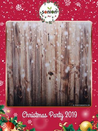 SONION VIETNAM | Christmas Party 2019 @ MAD House Thao Dien | instant print photo booth in Ho Chi Minh City | Chụp ảnh in hình lấy liền Tiệc Giáng sinh | Photobooth Saigon