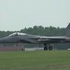 C0008   F-15s after landing on 20   shot through fence   without Barska handgrip