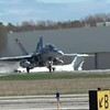 C0049   two F-18 Hornets   stabilized with best GlideCam settings (XAVC S, 60p)
