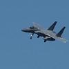 C0052   one F-15 Eagle landing