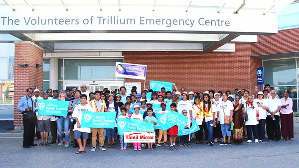 SOPCA WALK A THON - JULY 9, 2016, MISSISSAUGA.