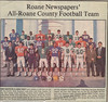 1987 All-Roane County Football Team