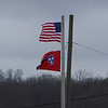 New Flagpole for Midway Softball/Baseball fields. 03-15-10 Lady Waves vs Webb