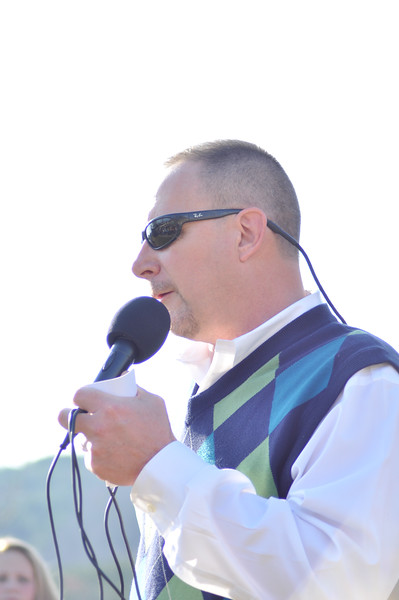 Bruce Parks gives a great summary of the years of hard work and thousands of dollars that was raised by individuals to turn a plot of land into 4 ball fields.