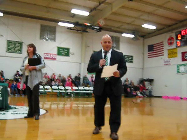 Video of Midway Hall of Fame Induction Ceremony honoring Mr. M.F. Carter.