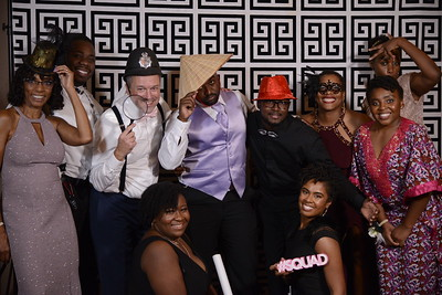SOSI Prom 2018 PhotoWALL FUN!!!