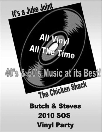 2010 Fall SOS - Butch & Steve Vinyl Party