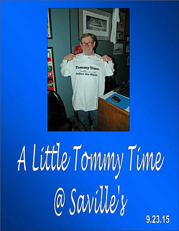 2015 Little Tommy Hamrick at Saville's