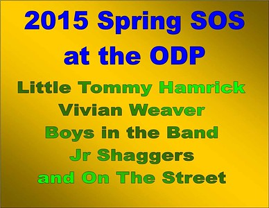 2015 Spring SOS - Saturday at the ODP