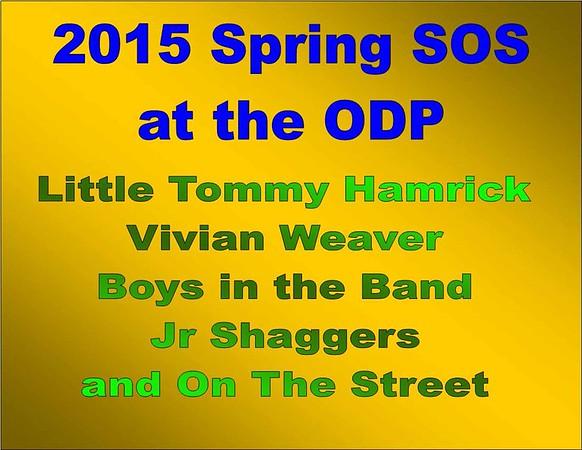 2015 Spring SOS - Saturday at the ODP