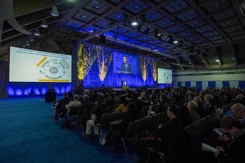 Daily Plenary Session: Precision Medicine