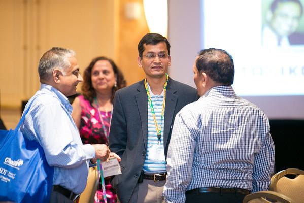 Association of Scientists of Indian Origin (ASIO) Reception