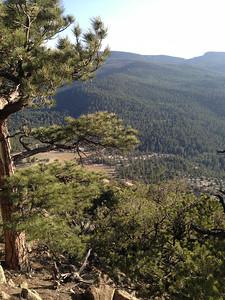 Looking toward Scenic Utah 12