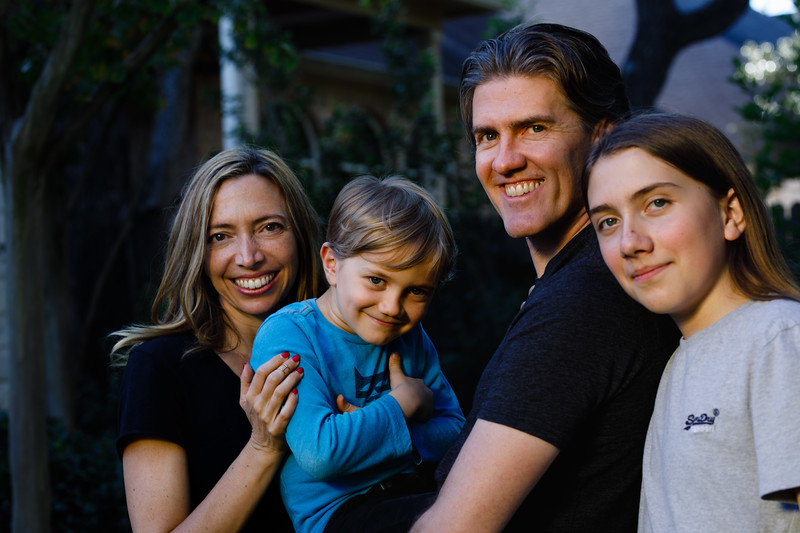 The Crain Family