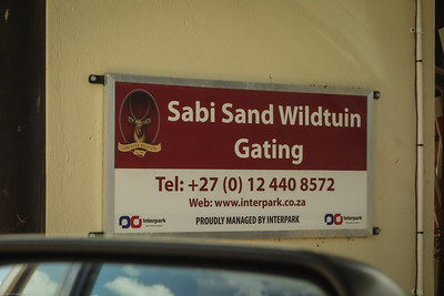 Sabi Sand area outside Kruger Park