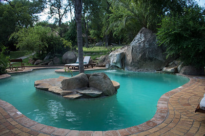 Idube Lodge Pool