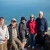 Atop Table Mountain.