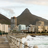 Sea Point on the slopes of Signal Hill.