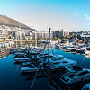 V&A  Waterfront harbor.