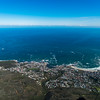 From Table Mountain.