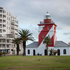 Mouille Point lighthouse.
