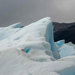 Perito Moreno Glacier, Lake Argentino, Los Glaciares National Park, Santa Cruz Province, Patagonia, Argentina