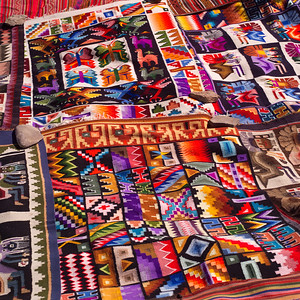 Hand crafted blankets