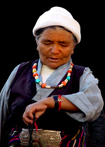 TIBETAN REFUGEE - KATHMANDU