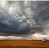 Storms Across Wheat Fields