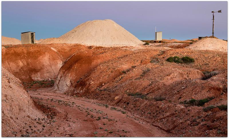 Andamooka Mining
