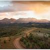 Razorback Sunset