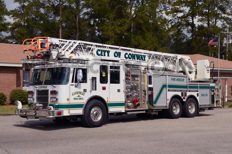 CONWAY, SC LADDER 51