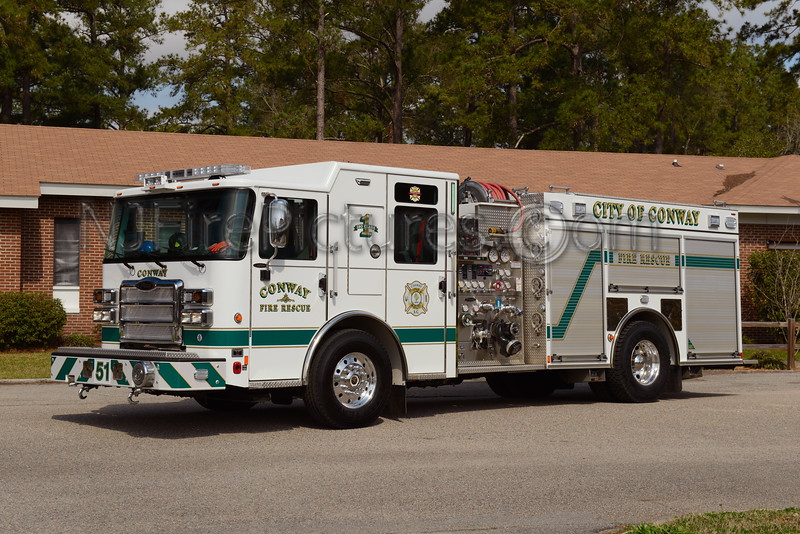 CONWAY, SC ENGINE 51