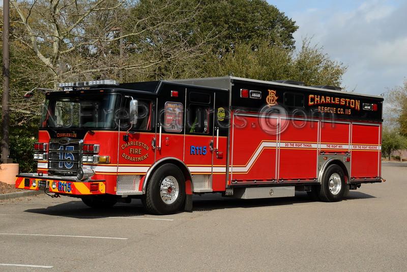 CHARLESTON, SC RESCUE 115