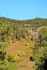 SD BLACK HILLS WIND CAVE NATIONAL PARK ENTRANCE ROAD BRIDGE SEPTAF_MG_8833MMW