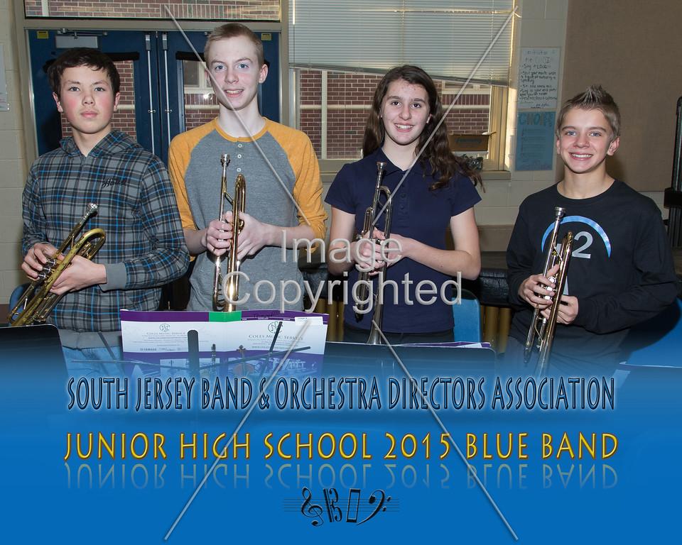 #333 -BLUE BAND-JR HS-GDVH5581