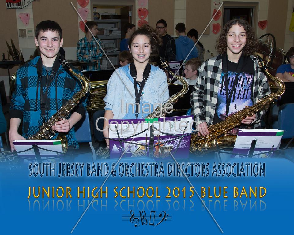 #325 -BLUE BAND-JR HS-GDVH5573