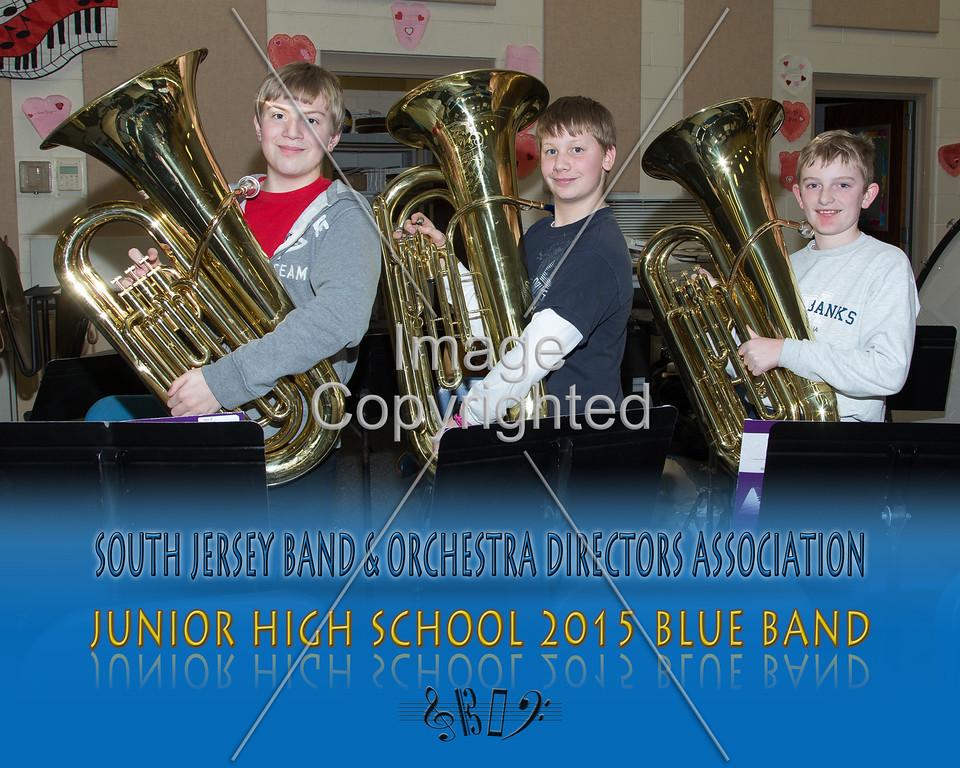 #339 -BLUE BAND-JR HS-GDVH5587