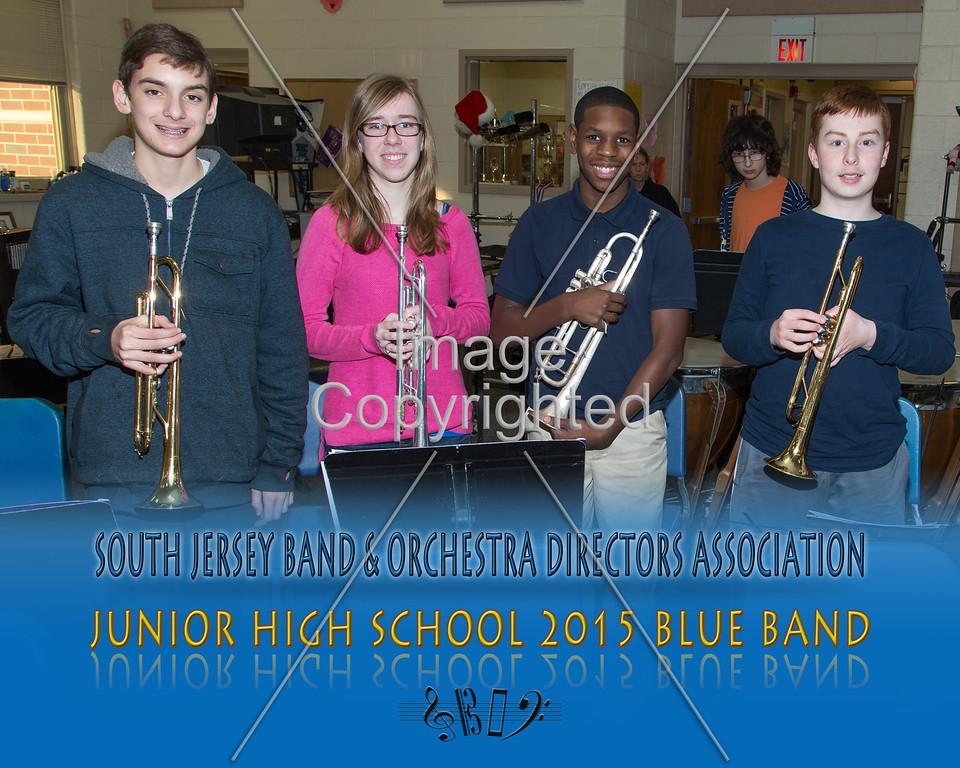 #336 -BLUE BAND-JR HS-GDVH5584
