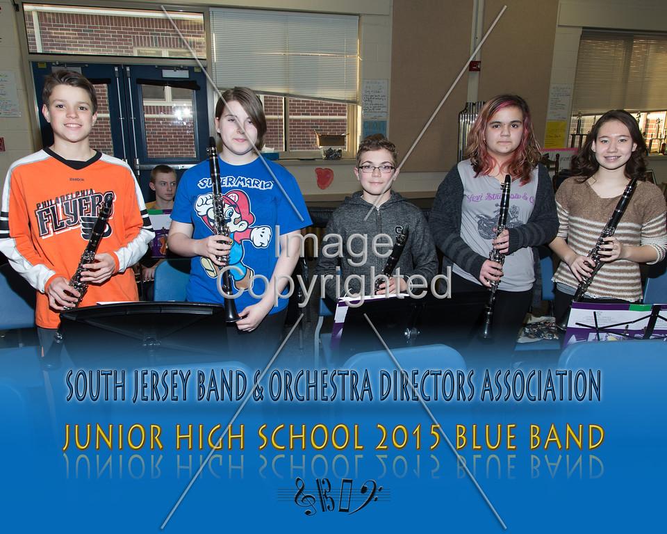 #318 -BLUE BAND-JR HS-GDVH5568