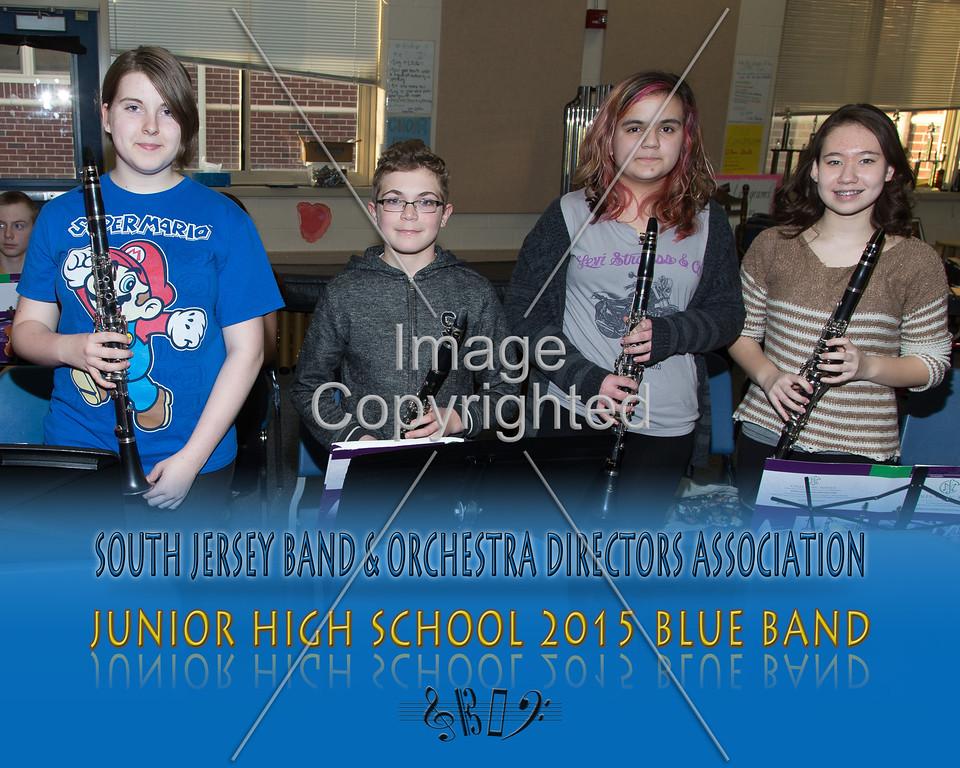 #321 -BLUE BAND-JR HS-GDVH5569