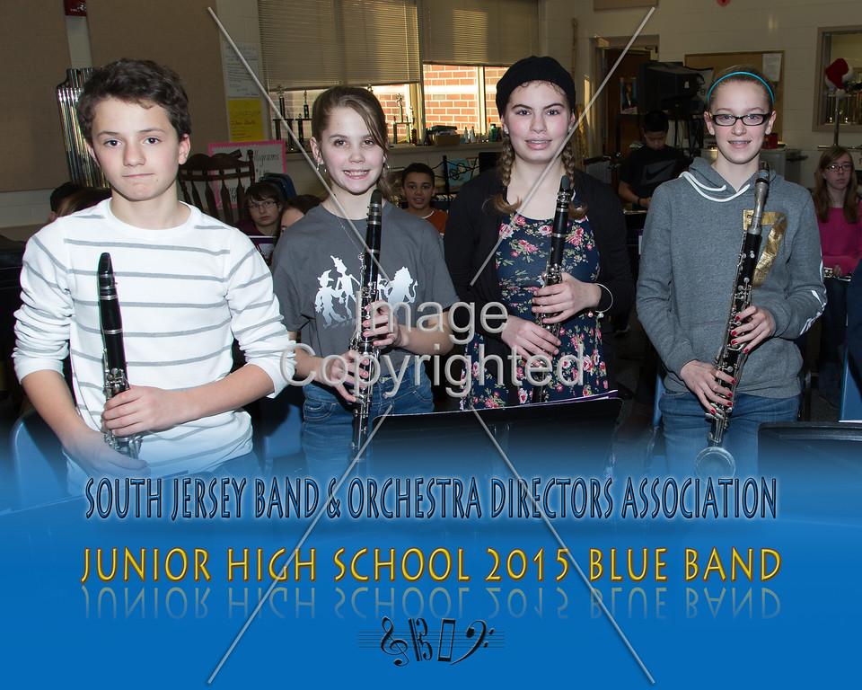 #309 -BLUE BAND-JR HS-GDVH5559