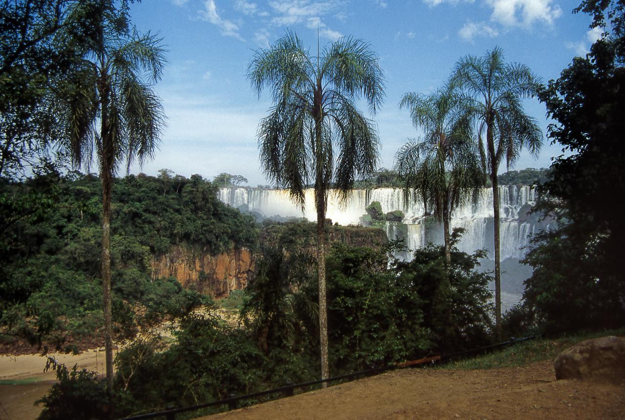 IGUAZU FALLS - 1989