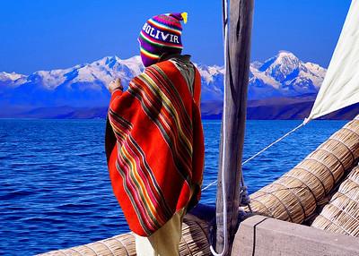 LAKE TITICACA - BOLIVIA