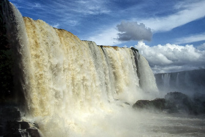 IGUASSU FALLS - BRAZILIAN SIDE